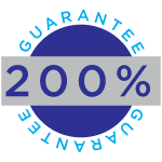 <span>200%</span> Buyer Guarantee